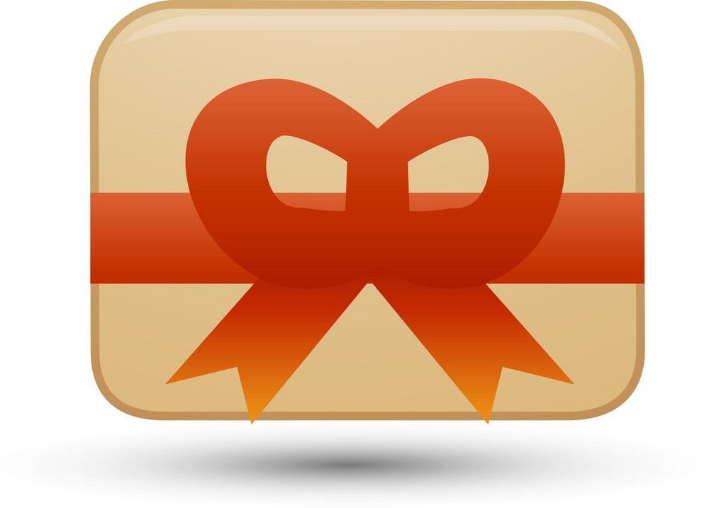 Gift Card Lite Communication Icon