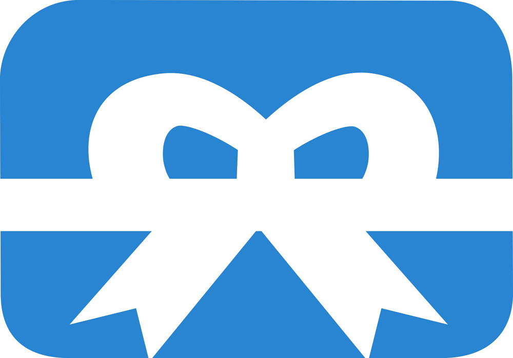 Gift Card Simplicity Icon