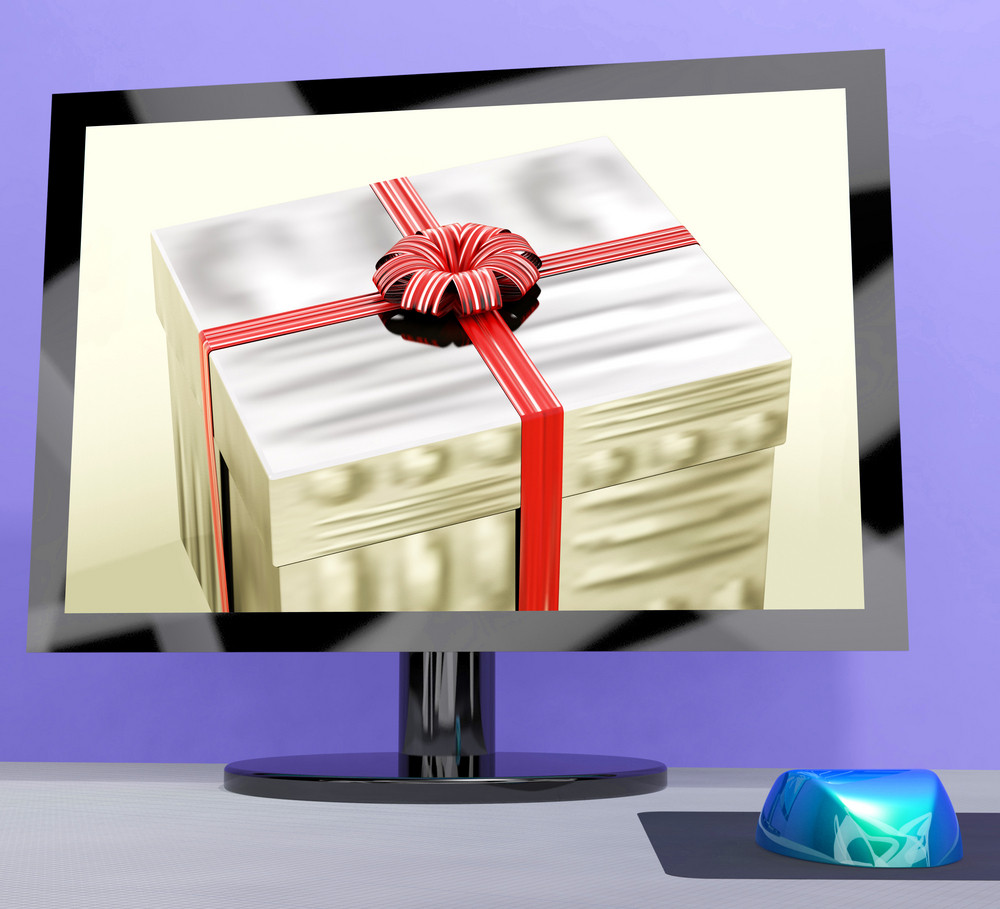 Gift Purchase Or Computer Greeting Online