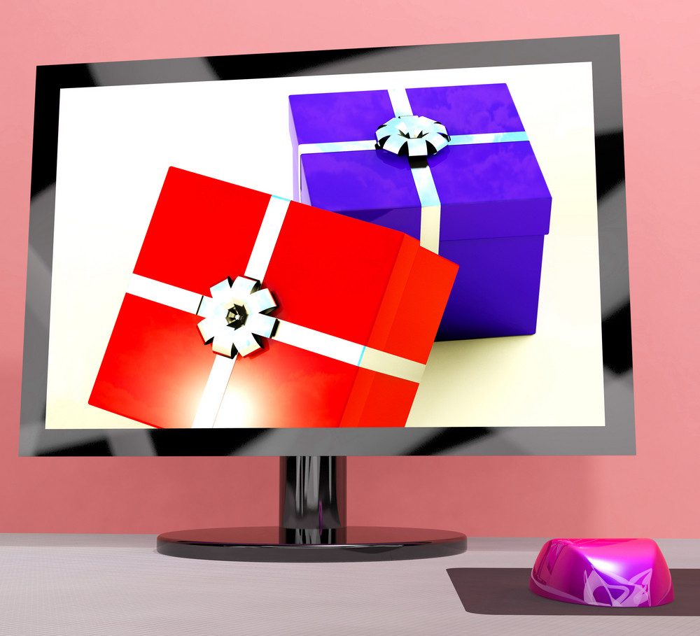 Gift Purchases Or Computer Greetings Online