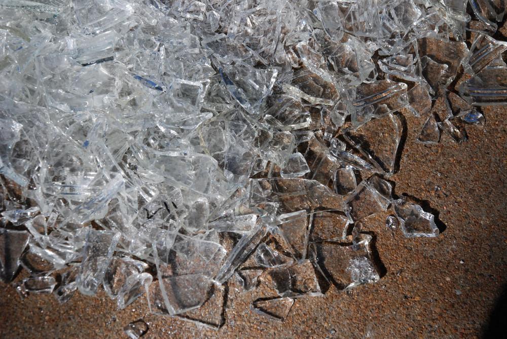Glass Broken 11 Texture