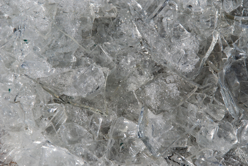 Glass Broken 12 Texture