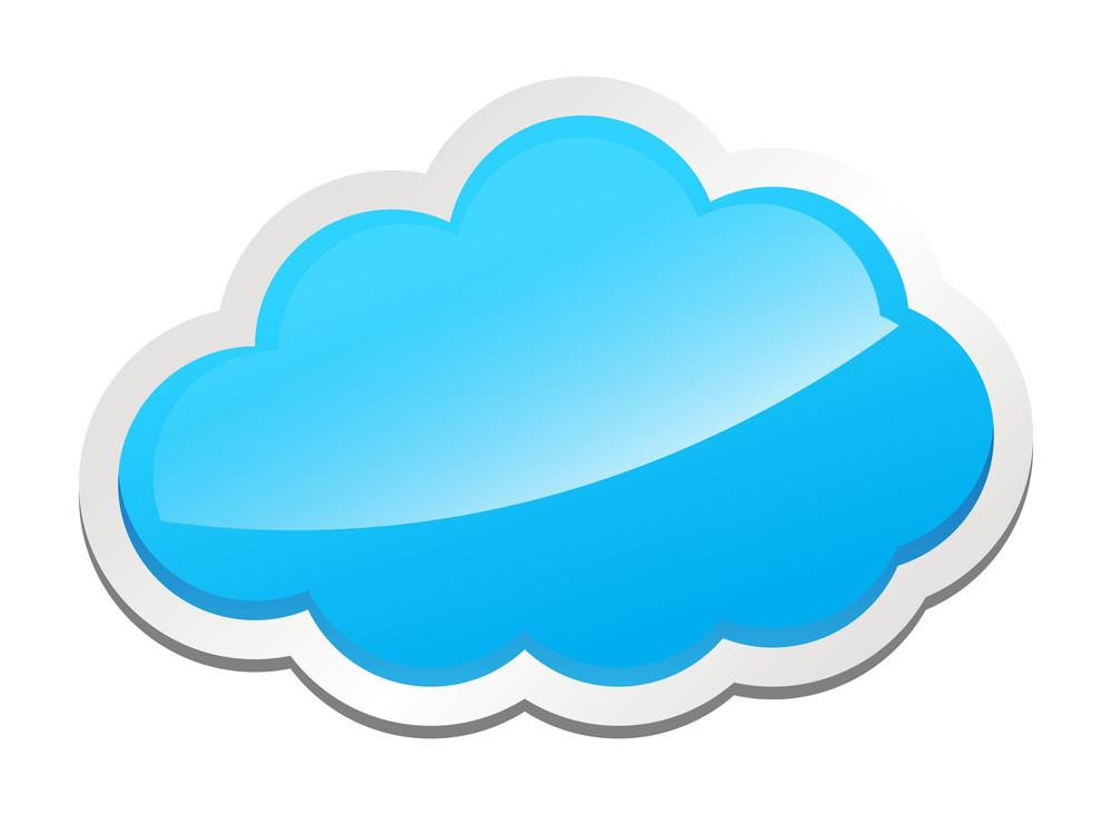 Glassy Cloud