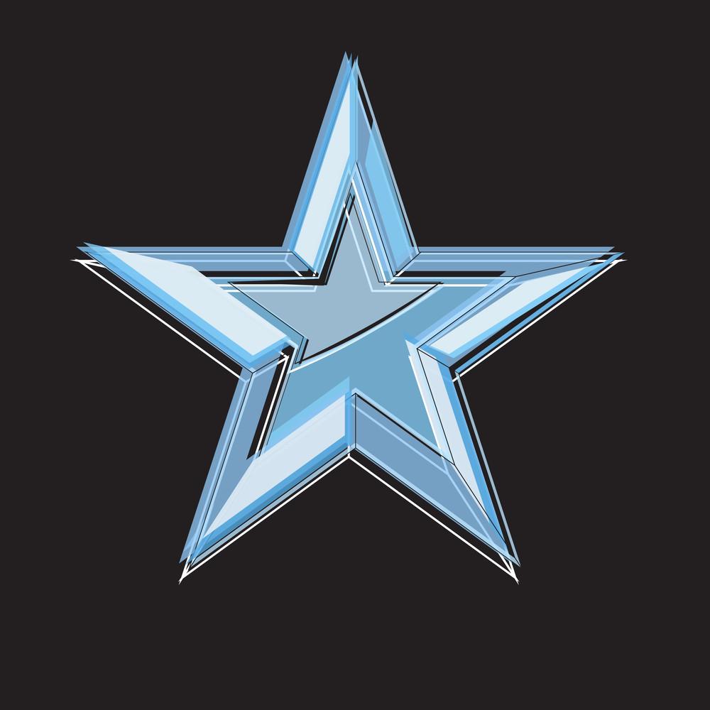 Glassy Star