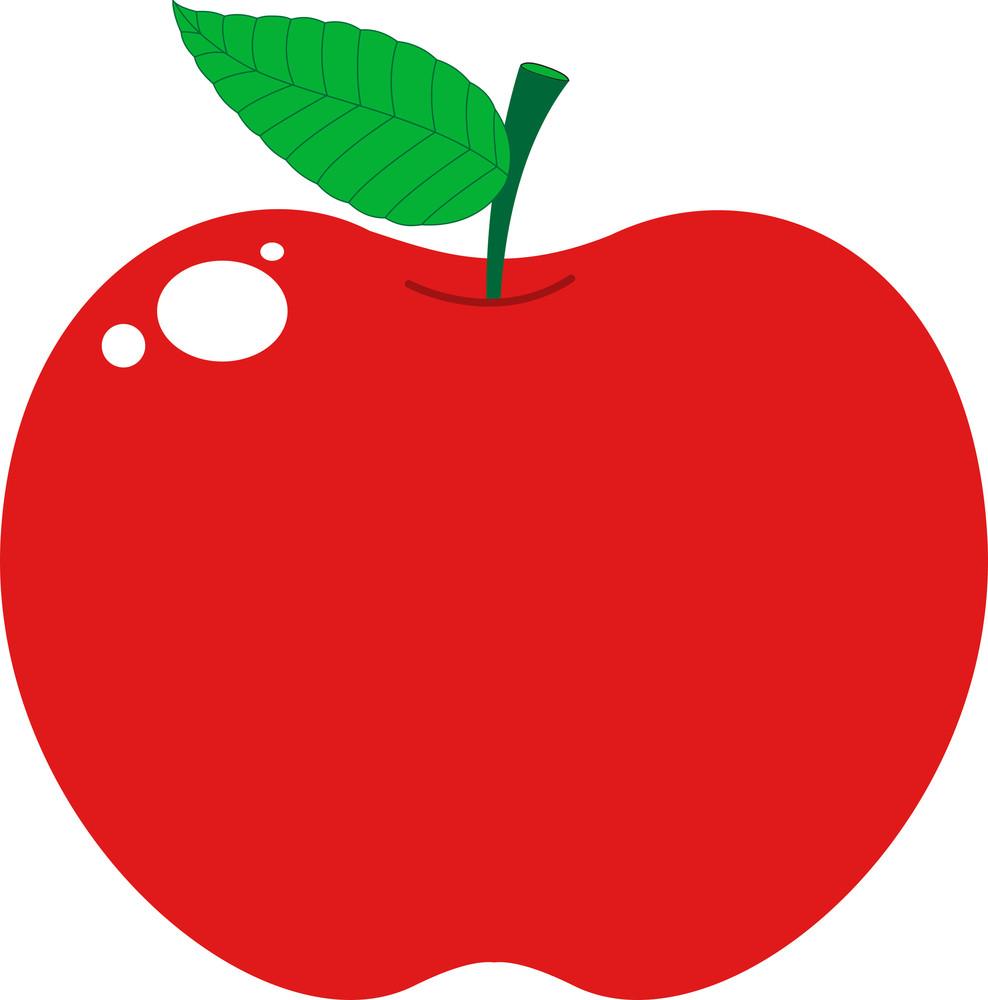 Glossy Apple