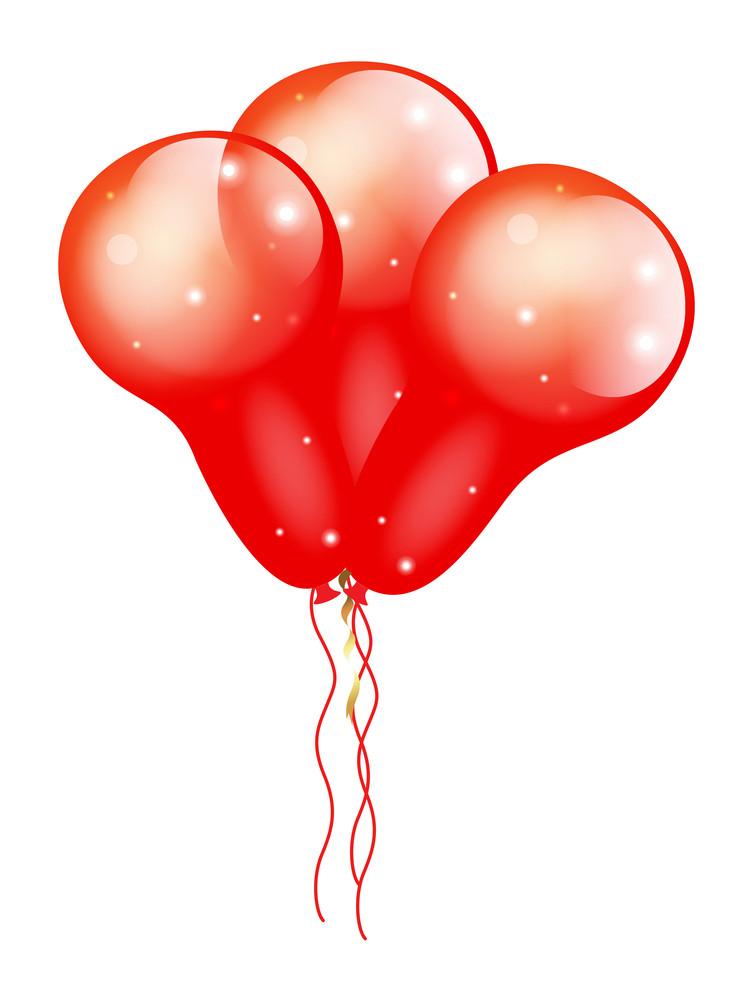 Glossy Balloons