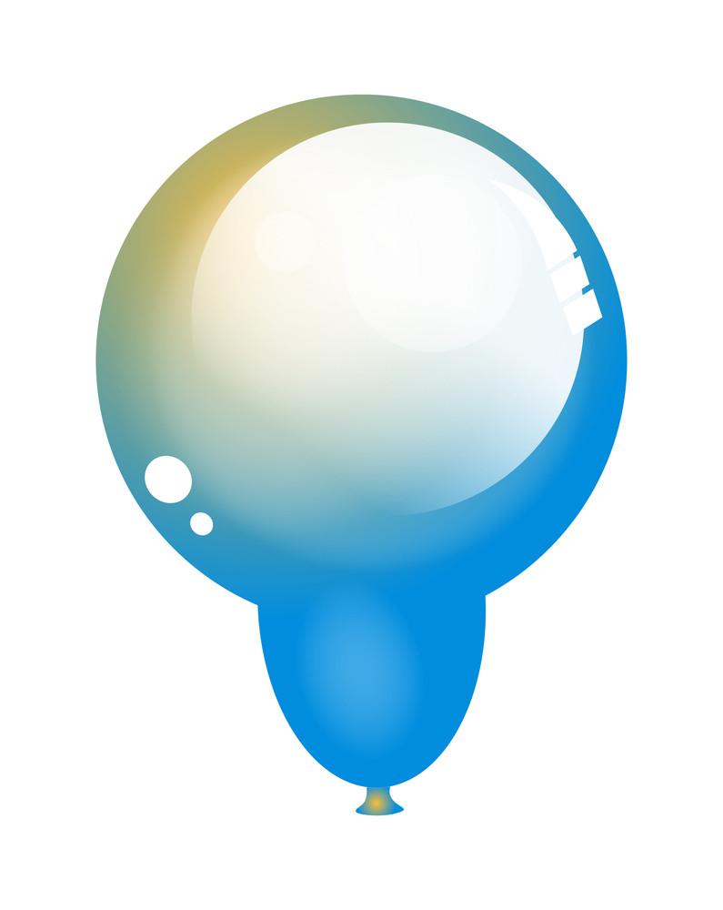 Glossy Party Balloon
