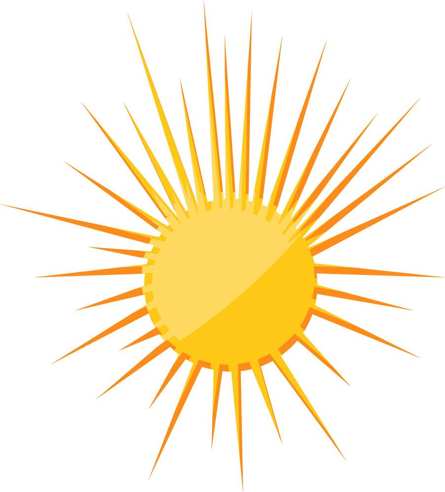 Glossy Sun