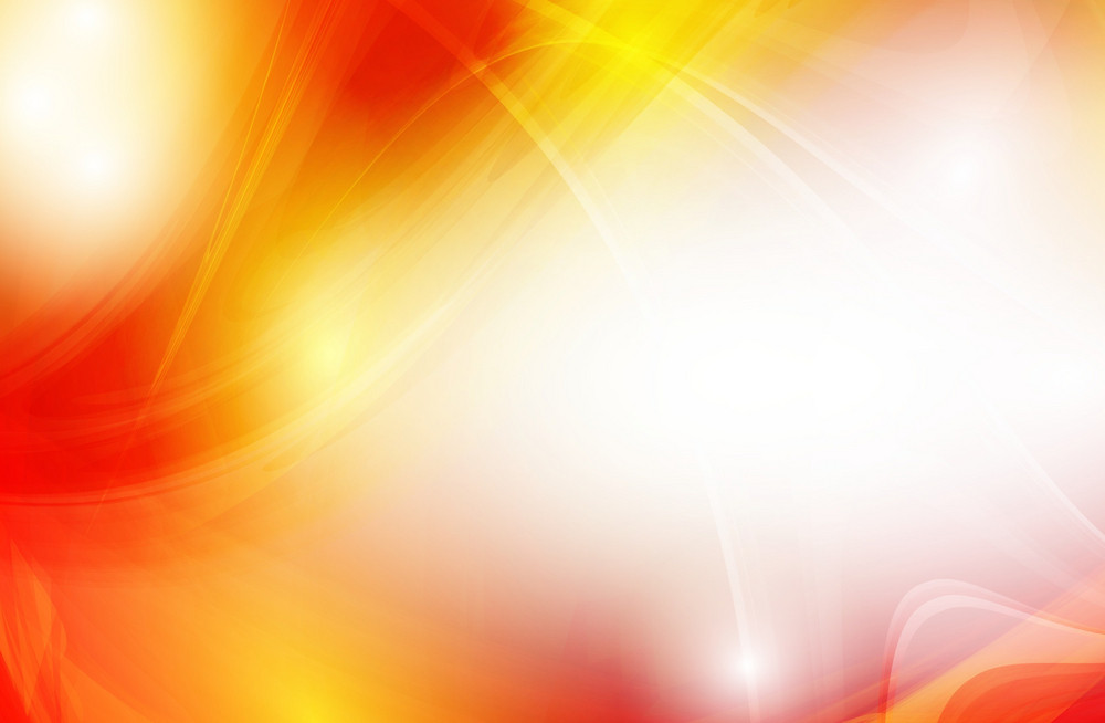 Glowing Red Background