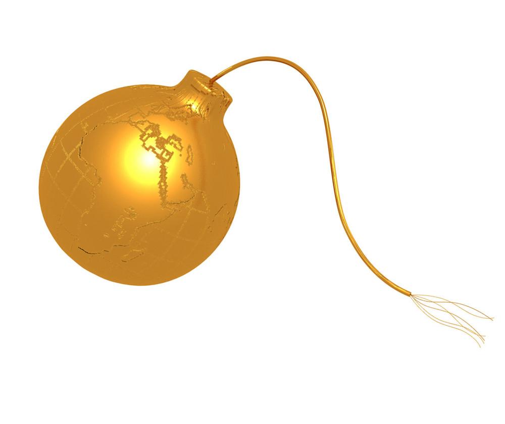 Golden Bomb
