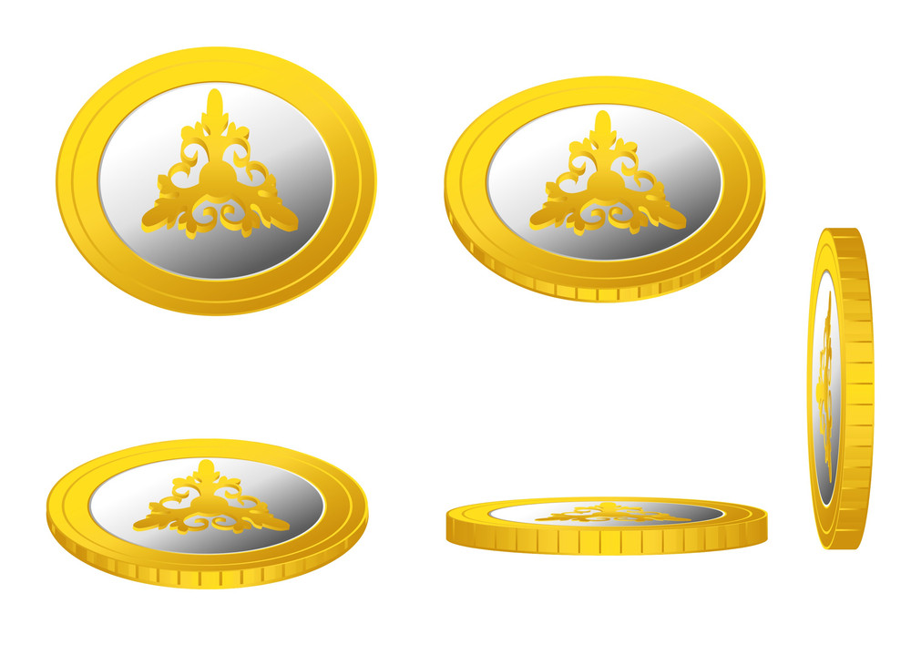 Golden Coins Floral Designs