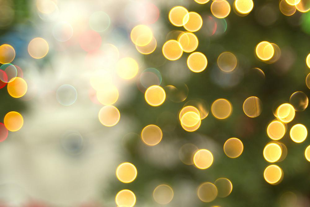 Golden Effect Lights