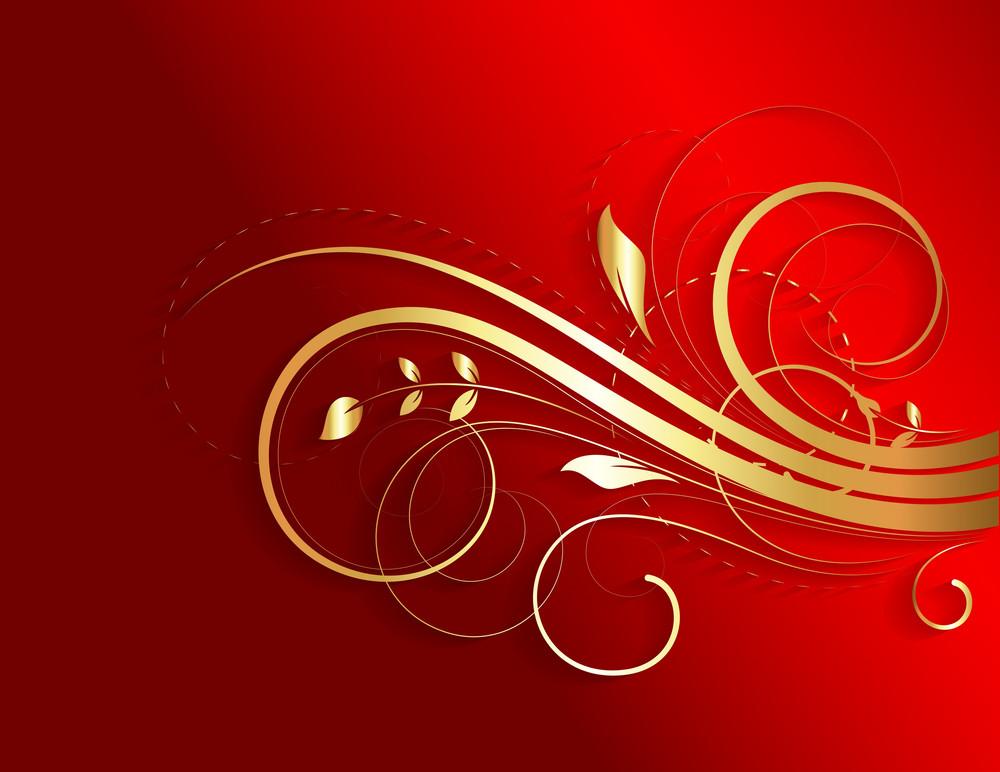 Golden Festival Floral Design