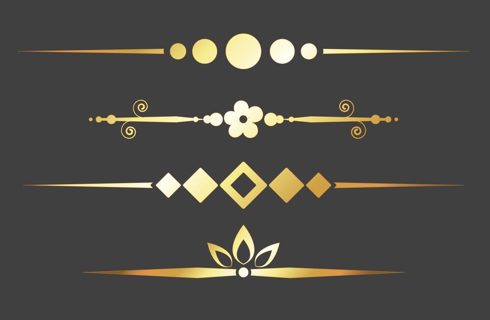 Golden Separators