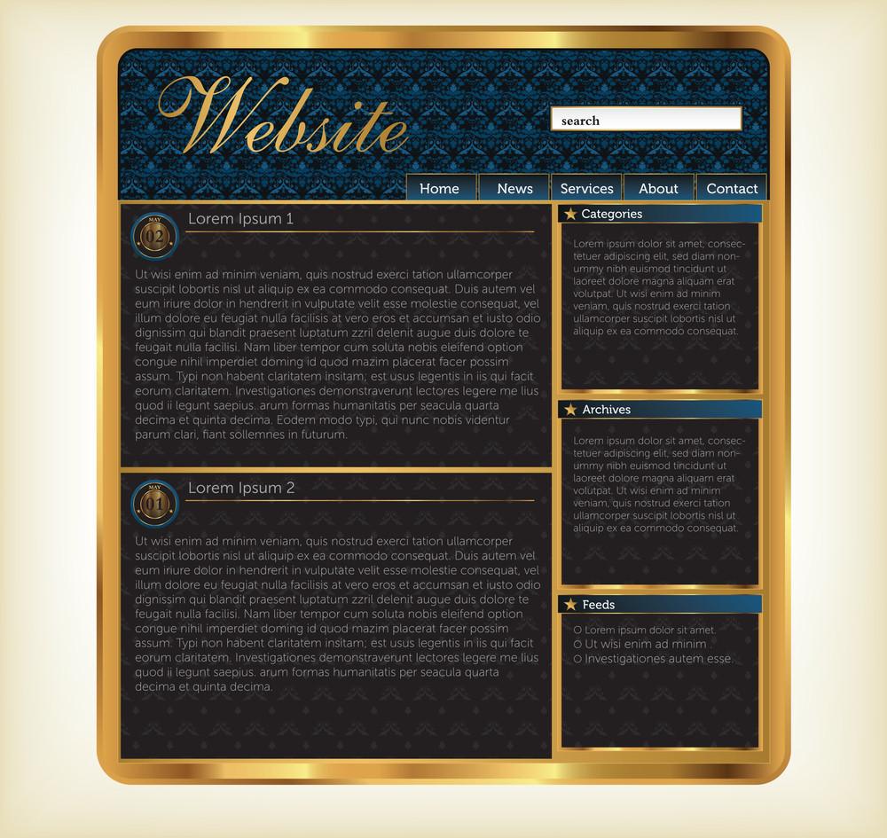 Golden Site Design
