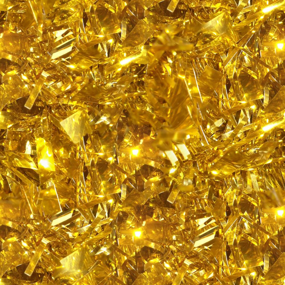 Design Texture Of Gold Paper
