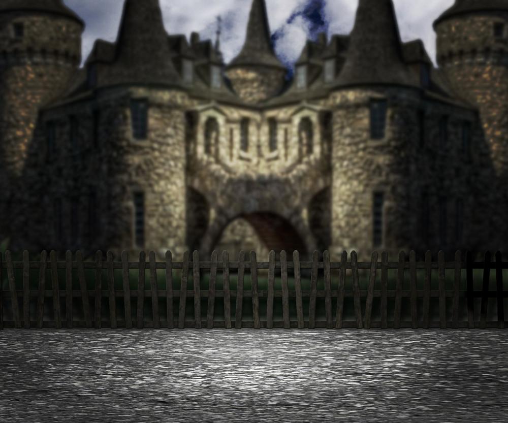 Gothic Fantasy Background