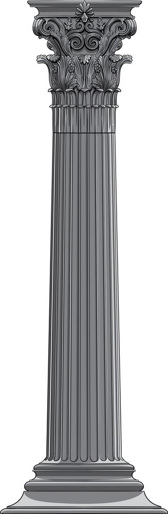 Gothic Vector Element