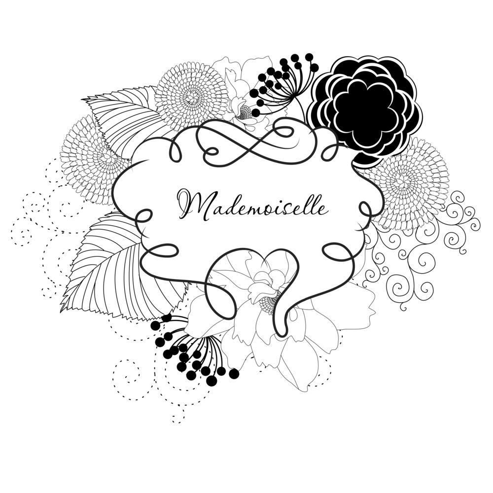 Gourgeous Doodle Frame