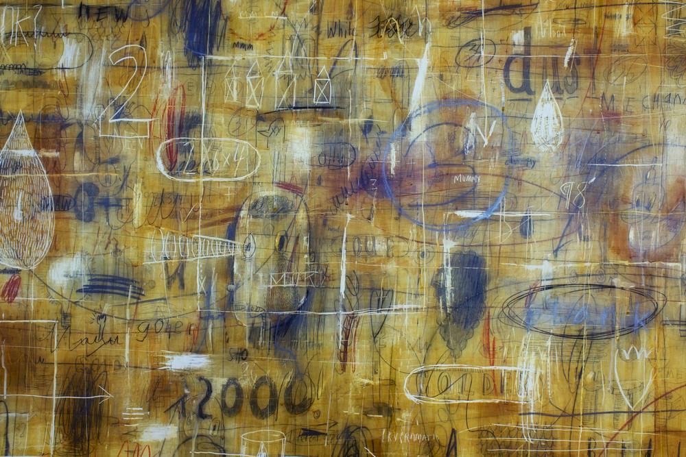 Graffiti Art Texture Background