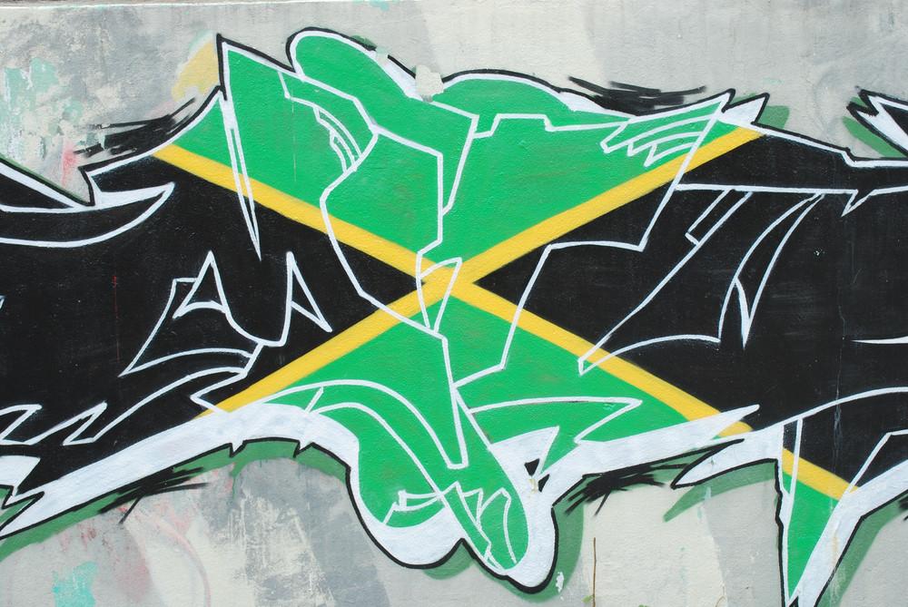 Graffiti Wall (jamaica)