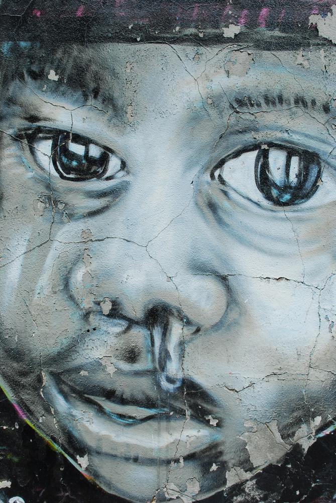 Graffiti Wall (kid)