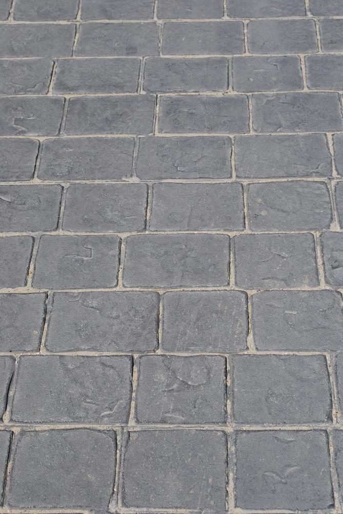Granite Pavement Background