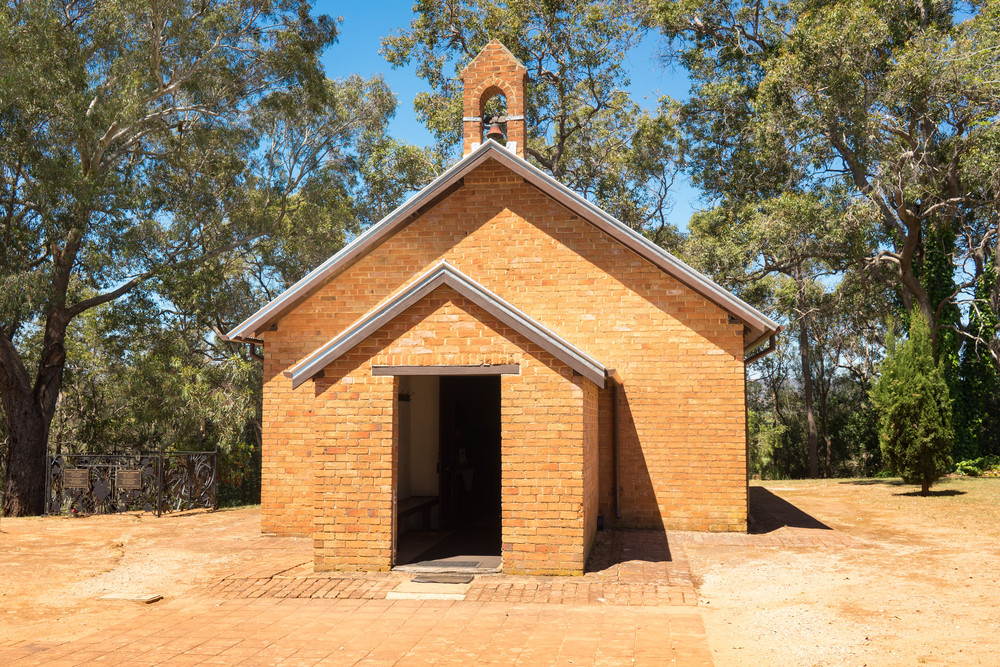 All Saints Anglican Church , First Church to be built in Western Australia
