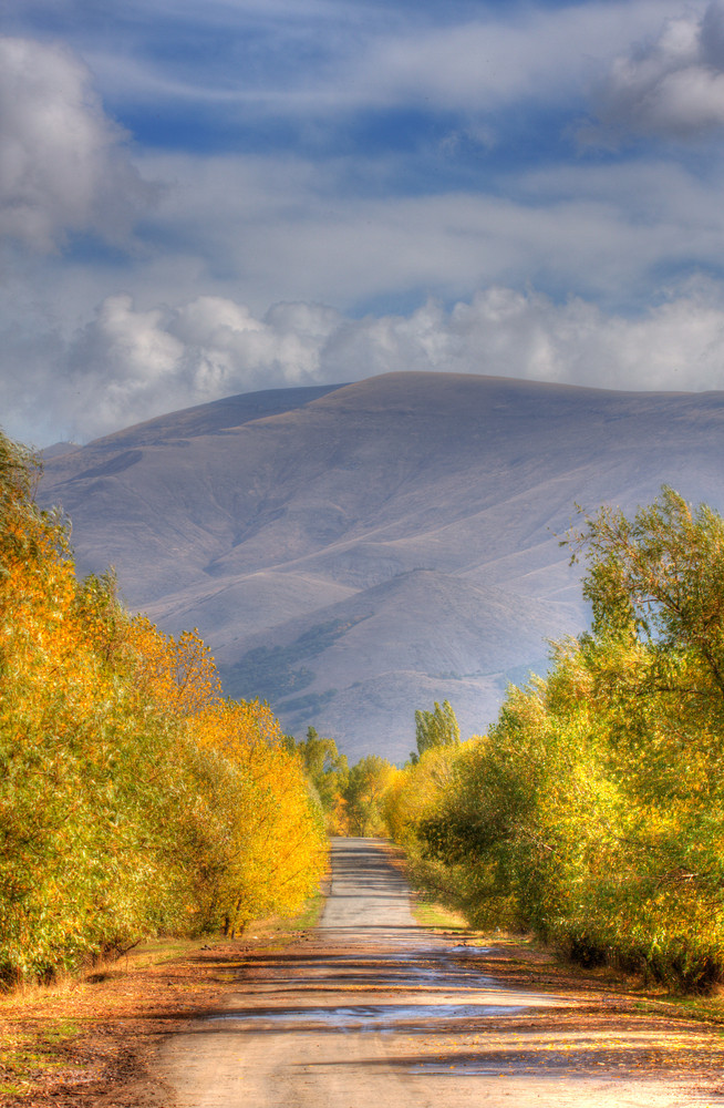 Beautiful Autumn in Armenia