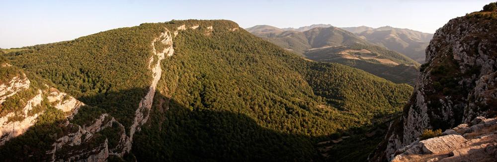 Beautiful Landscape of Armenian Highlands