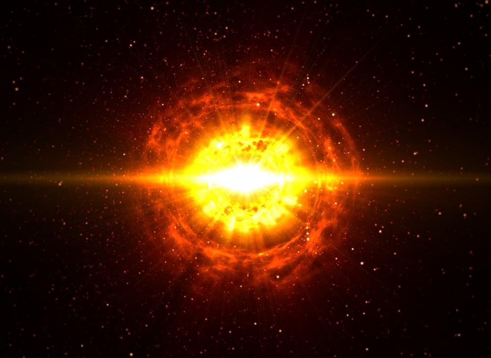 Big Boom in Deep Space