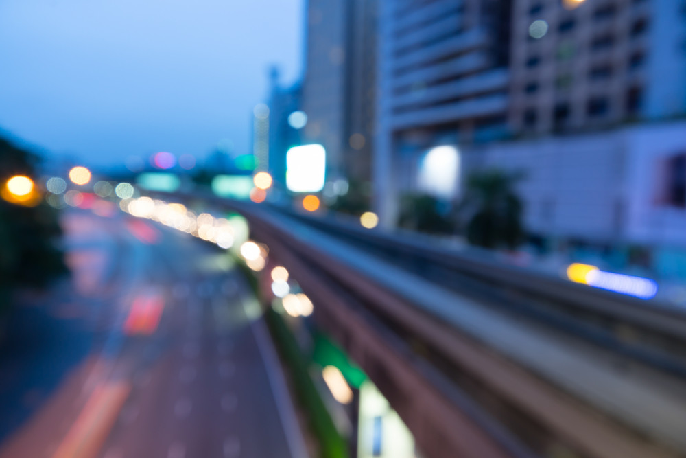 blurred building and transportation backgrounds:blur of metropolis city building construction :blur of track railway:blur backdrop concept.