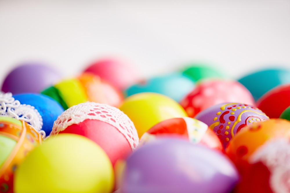 Creative Easter artwork