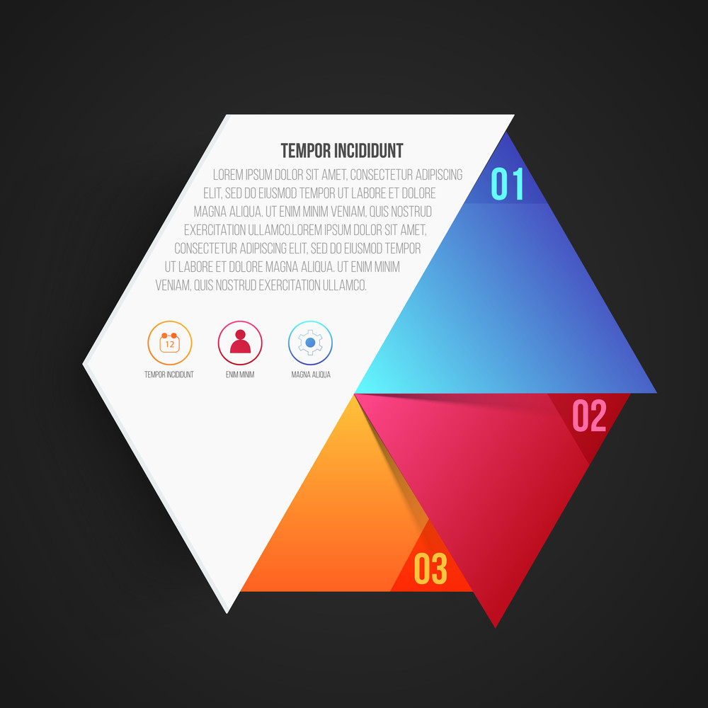 Creative infographic element in hexagon shape with web symbols can creative infographic element in hexagon shape with web symbols can be used for workflow layout diagram business reports and financial data presentation ccuart Gallery