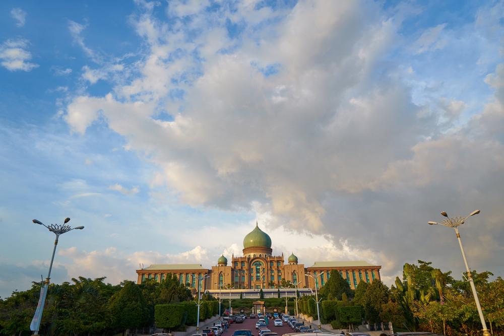 Malaysia Prime Minister Office at Putrajaya, Malaysia