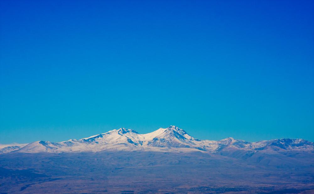 Mt. Aragats in Armenia