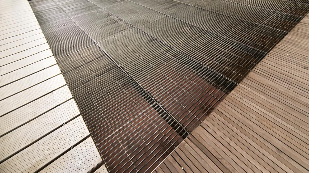 Steel Floor Structure