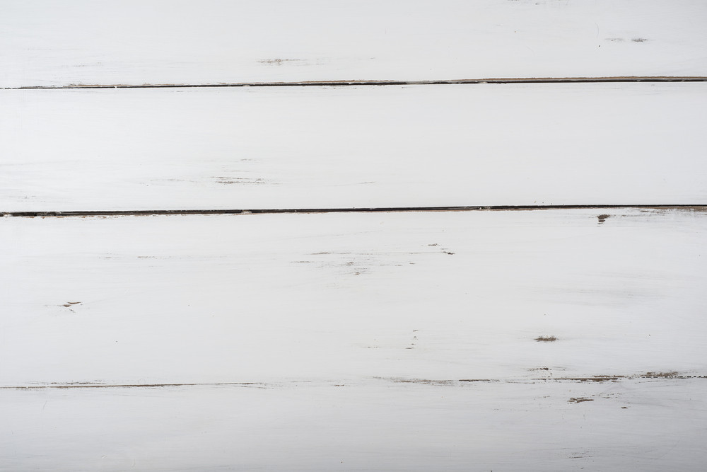 White wooden boards floor as clear background