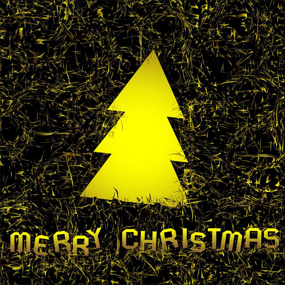 Grassy Merry Christmas