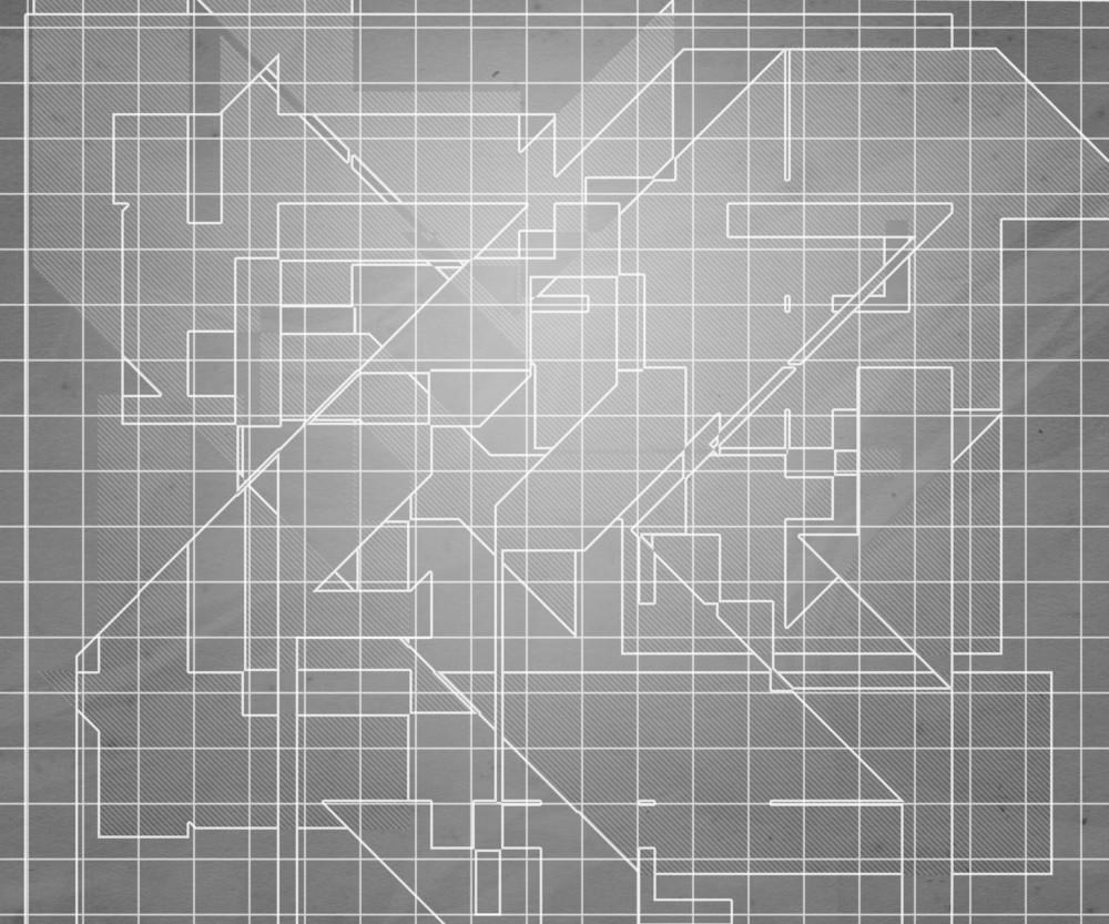 Gray Plan Texture
