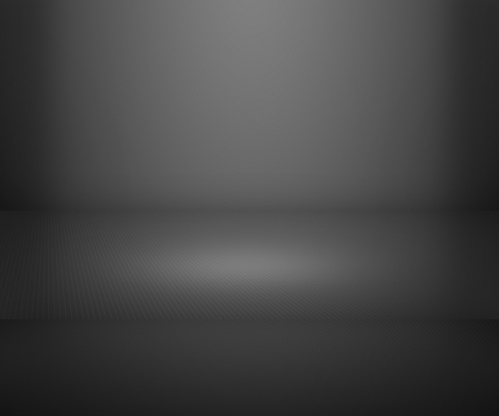 Gray Simple Spotlight Stage Background