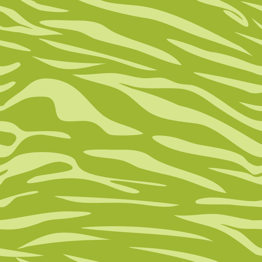 Green Beach Pattern
