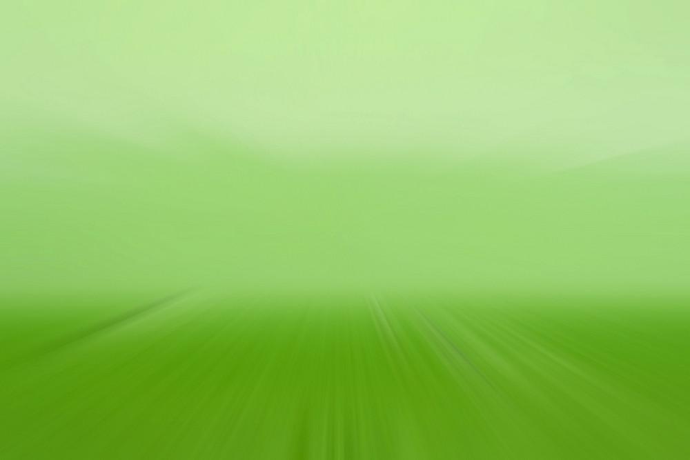 Green Blur Effect Backdrop