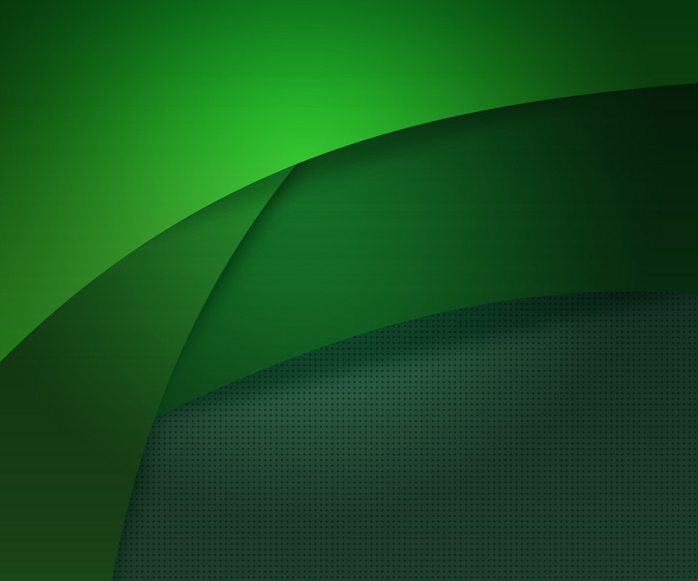 Green Business Background