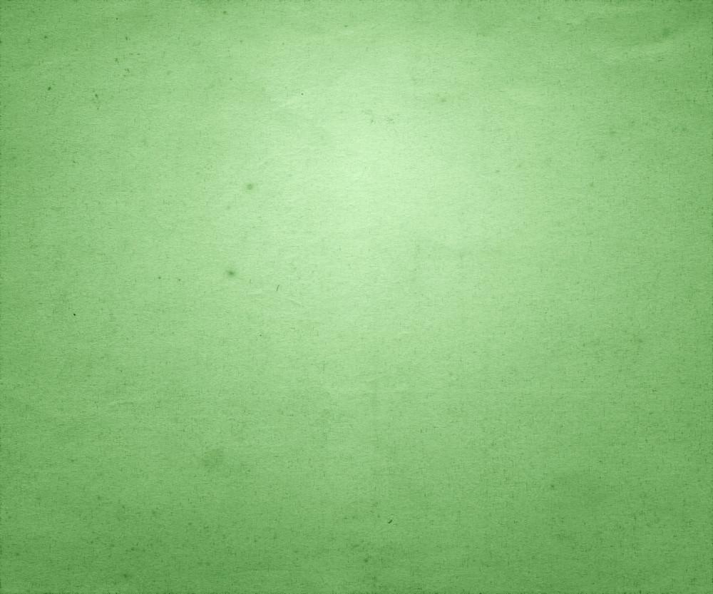 Green Color Paper Texture