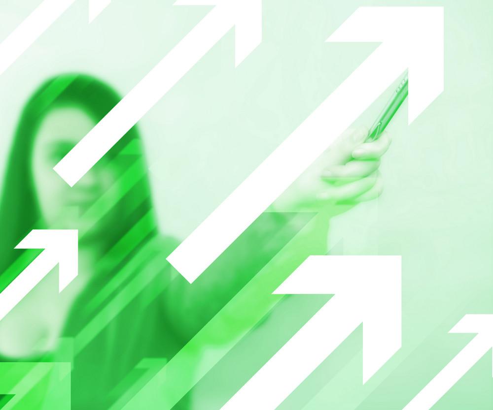 Green Corporation Texture