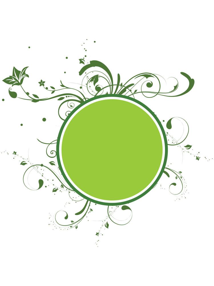 Green Creative Design Banner