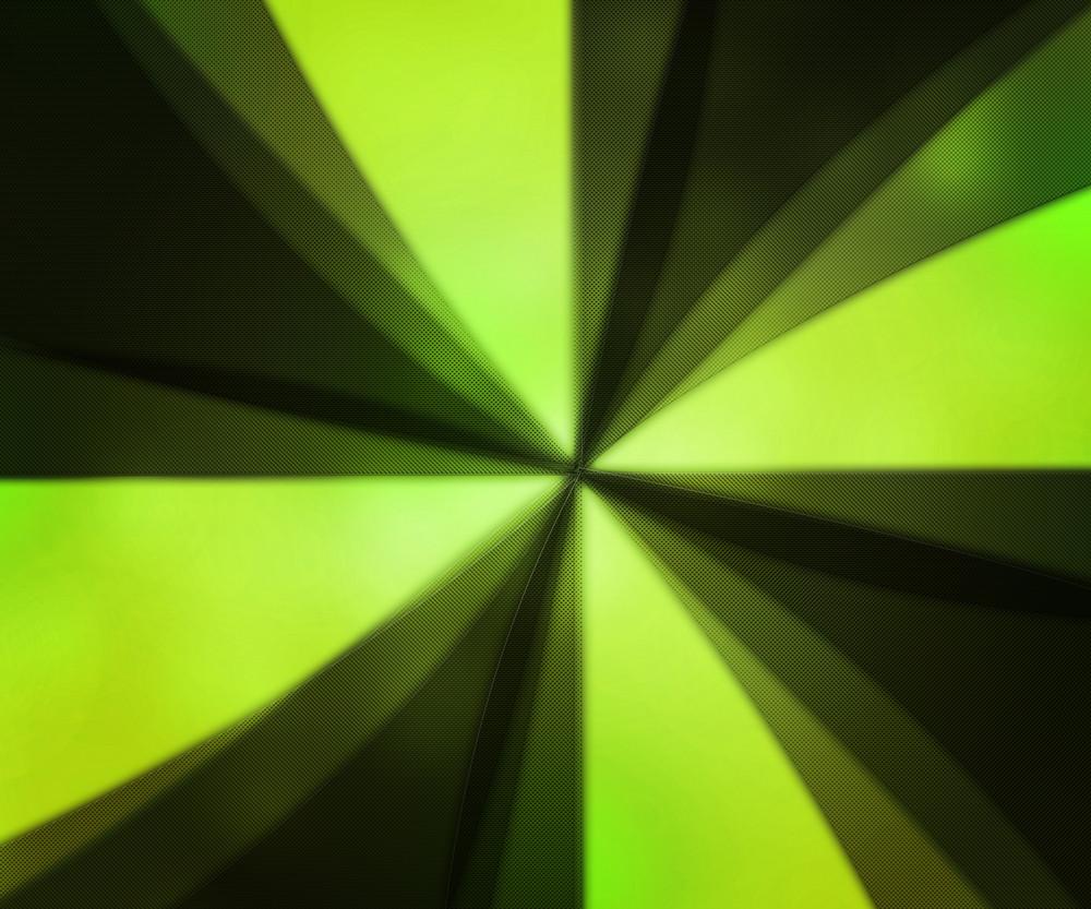 Green Dark Background