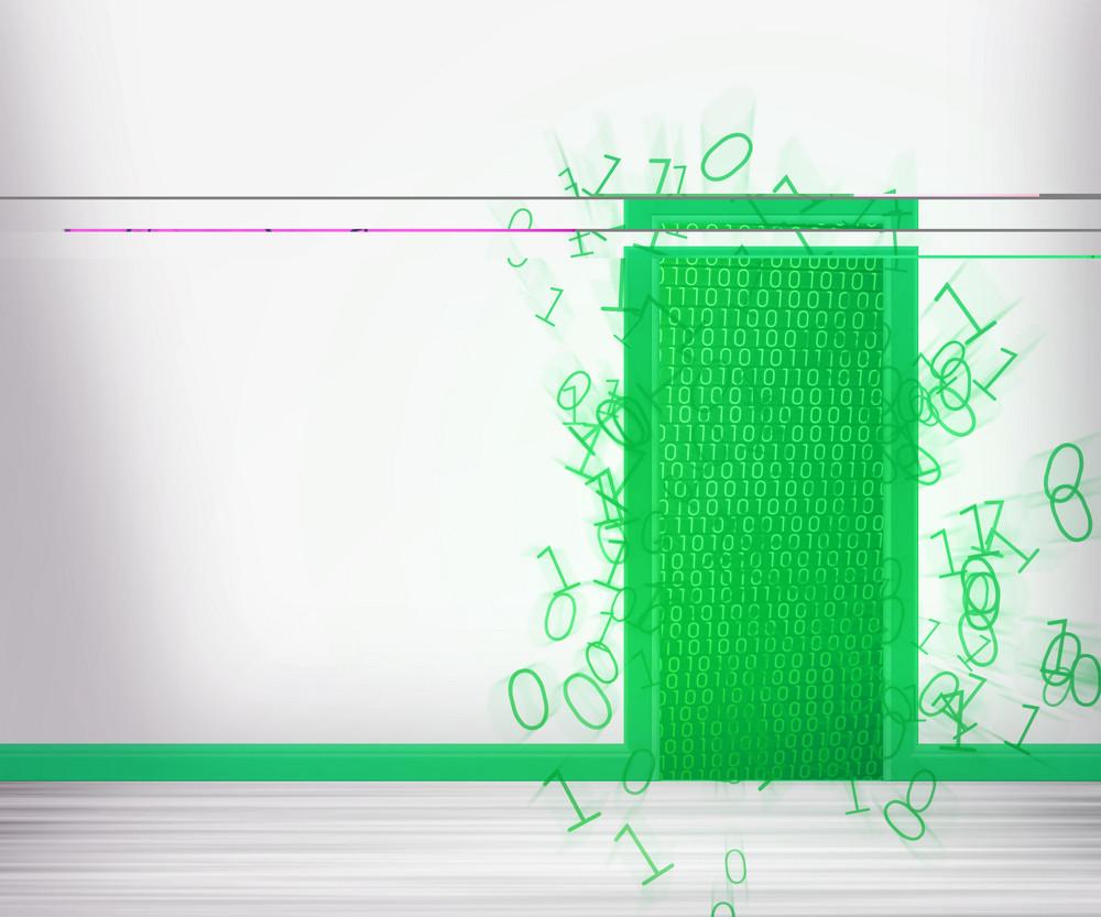 Green Door To Future