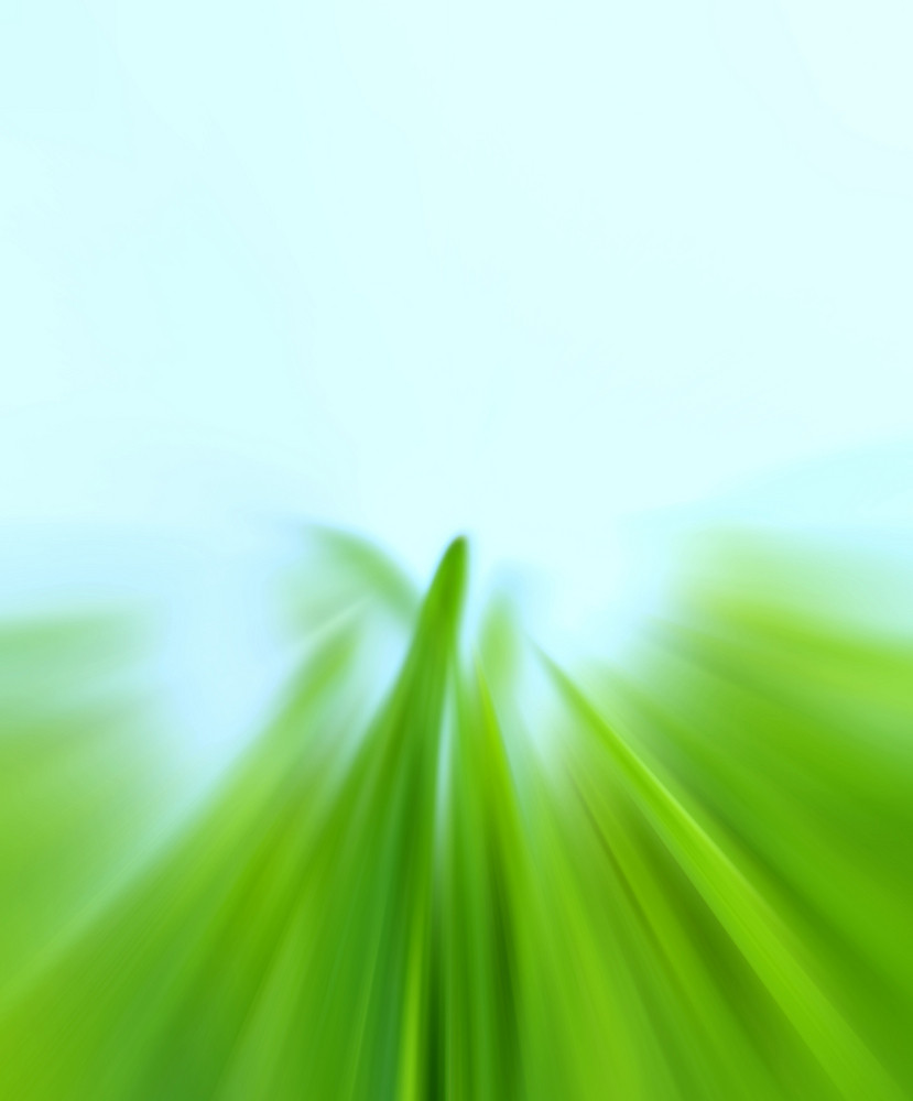 Green Effect Background